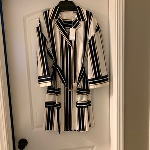Tory Burch belted dress. NWT